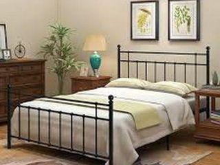 BOFENG IRON BED FRAME FUll