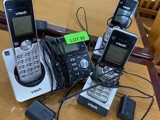 lOT  Vtech Cordless Phones