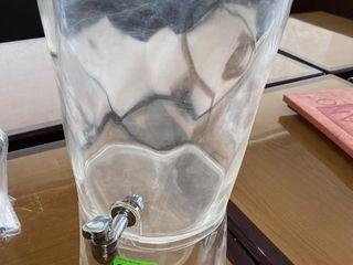 Polycarbonate Beverage Dispenser