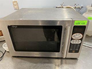 S S Sanyo Microwave
