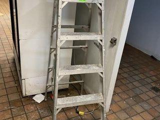 6  Aluminum Step ladder