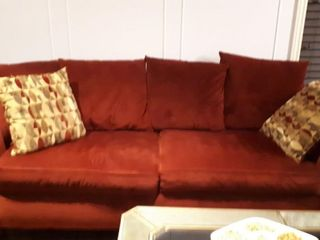 6 Piece living Room Set   Couch love Seat Arm Chai
