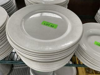 Dudson Vitrified China   11  Dinner Plate x 20