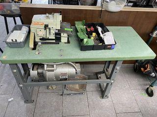 Kaulin Mfg  Siruba Industrial Sewing Machine