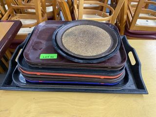lOT  Cafeteria   Serving Trays
