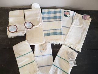 Towels and Wash Cloths for Cross Stitch