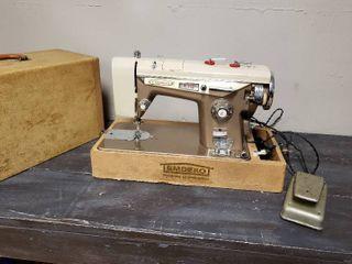 Vintage Emdeko Zig Zag Sewing Machine Nl  26249