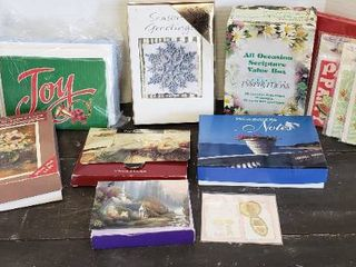 Assorted Cards  Notes and Invitations   All Occasions and Christmas