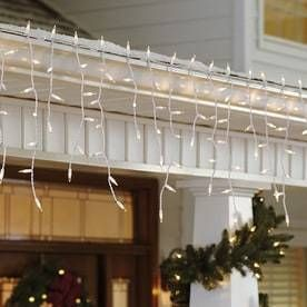 Holiday living Christmas Icicle lights One Section Does Not Work