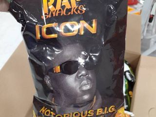 Rap Snacks Icon Notorious B i g Honey Jalapeno 2 75oz  Case of 24