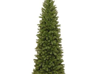 National Tree Company 7  North Valley Spruce Pencil Slim Tree