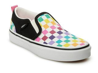 Vans Asher Kids  Skate Shoes  Boy s  Size  4  Black