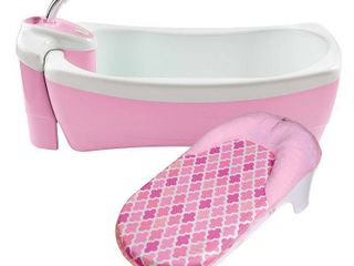 Summer Infant lil  luxuries WhirlpoolBubbling Spa   Shower  Pink