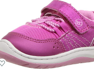 Stride Rite 360 Kids  Sr Keegan Sneaker first walking shoes  Size 4M