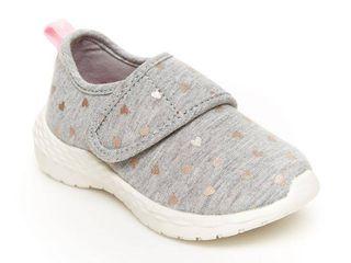 Carter s lorena Toddler Girls Sneaker  grey   size 9