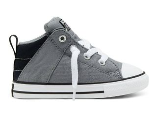 Toddler Boy s Converse Chuck Taylor All Star Axel Mid Top Sneaker  Size 10 M   Grey