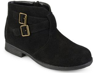 Journee Collection Tazley Girls  Ankle Boots  Girl s  Size  13  Black
