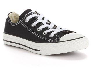 Toddler Converse Chuck Taylor Sneaker  Size 12 M Black