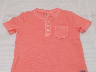 OshKosh Bigosh Toddler Boys Pocket Tee  Corral  Size 4T