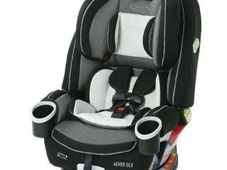 GRACO 4 N 1 Car Seat   Black   Grey  Fairmont Fashion
