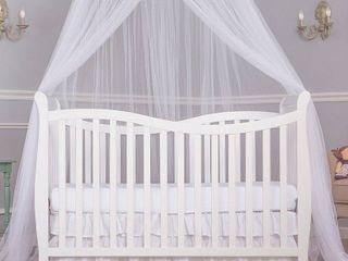 DREAM ON ME Convertible 7 N 1 lifestyle Crib FUll Size Bed
