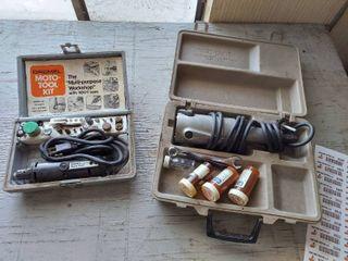 Craftsman Electric Die Grinder and Dremel Tool