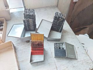 Drill Bit Indexes