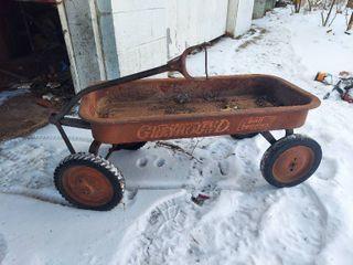 Greyhound Wagon