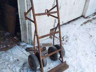 4 Wheel Dolly
