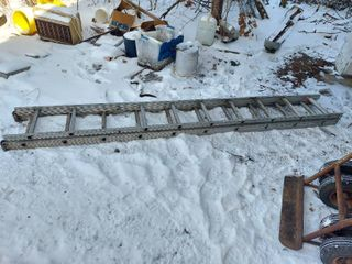 Aluminum Extension ladder