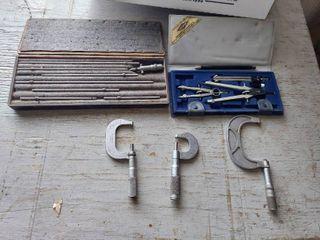 Assorted Precision Tools