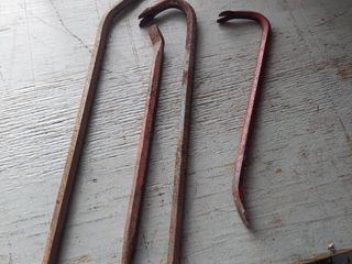 Crowbars and line Up Bar