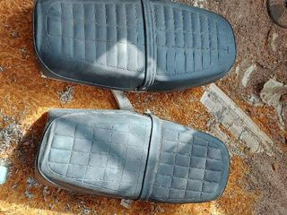 2 Honda Motorcycle Seats