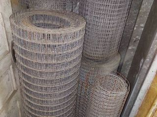 Assorted Welded Wire Fencing