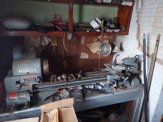Craftsman lathe