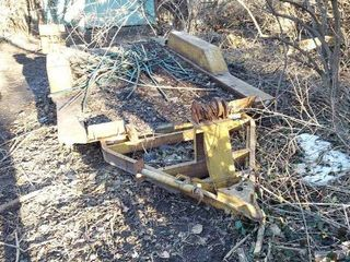 Tandem Axle Tilt Trailer   No Title  Will have Bill of Sale