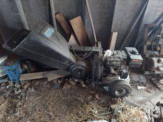 Yard Machines Chipper
