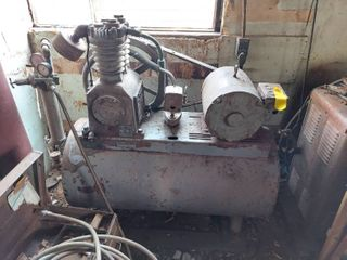 DVilbiss Air Compressor
