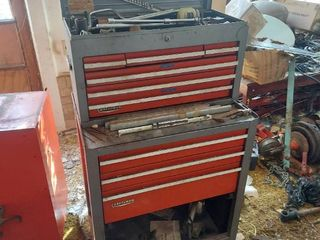 Craftsman Top and Bottom Toolbox
