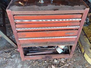 Craftsman Bottom Toolbox   Rolls Hard