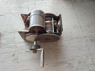 Winch with Cable