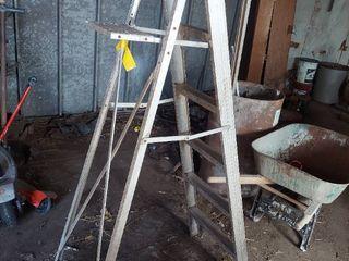 6ft Aluminum Step ladder