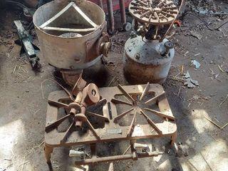 Burners and Burner Parts