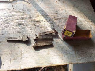 Craftsman Knurling Tool Holder