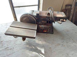 Craftsman Belt   Disc Sander