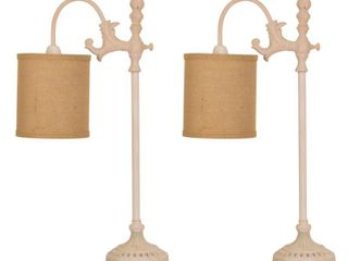 lowell Arched Table lamp   Set of 2