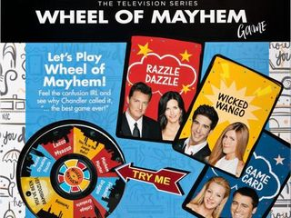 Spin Master   Friends Bamboozled Board Game