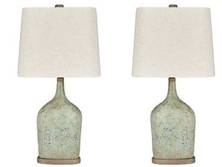 Signature Design by Ashley Maribeth Table lamp  Set of 2