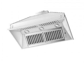 ZlINE   40  Externally Vented Range Hood   Brushed Stainless Steel  Retail  679 95