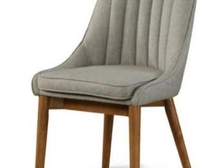 luxeo Avery Mid Century Chair With Gray